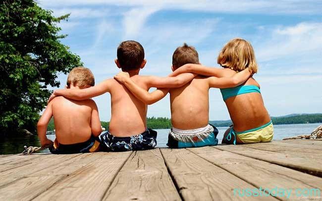 время, которое лучше всего посвятить  верным друзьям