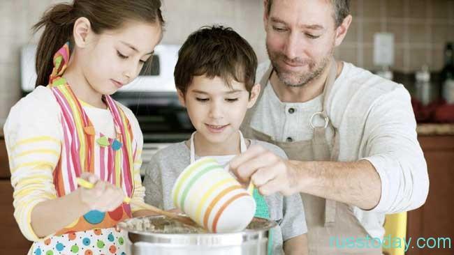 рекомендовано посвятить собственной семье