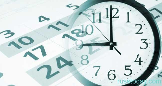 сколько в указанном времени будет трудовых будней