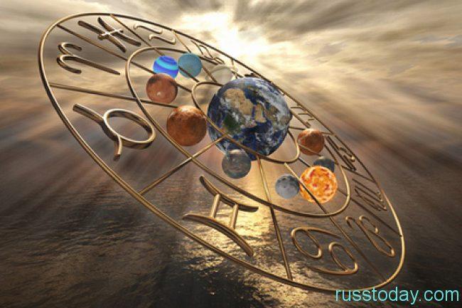 Согласно  астрологическому учению