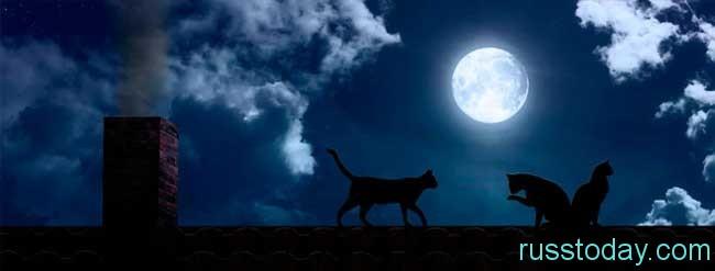 состояние ночного светила