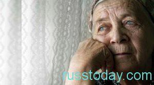 за чертой бедности находятся огромное число пенсионеров