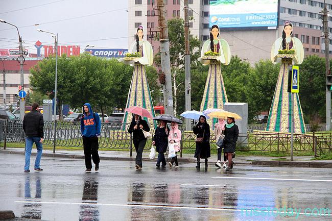 Татарстан всегда рад приветствовать гостей города