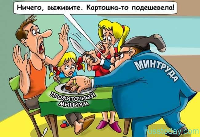 какой будет минимальный прожиточный минимум в России в 2019 году