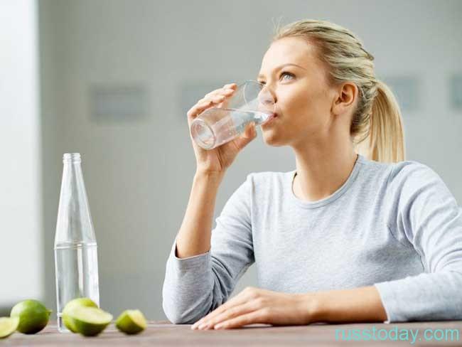 пить больше простой воды