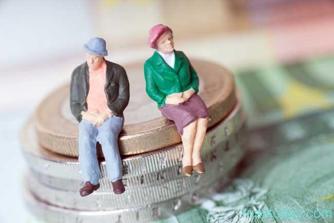 пенсионномое обеспечение граждан