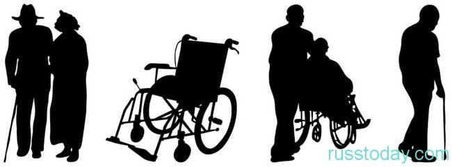Что делать с инвалидами в Российской Федерации