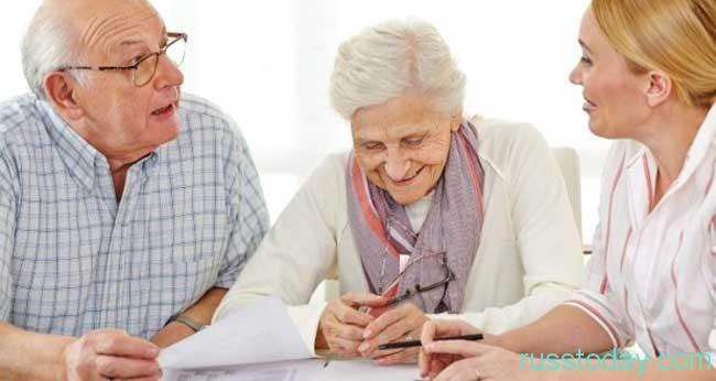 Пенсия по старости и ее особенности