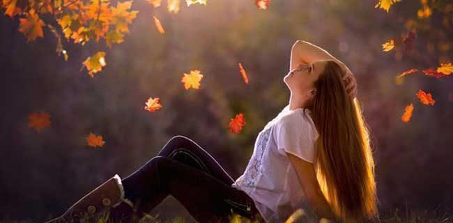 Сентябрь - это замечательный период осени