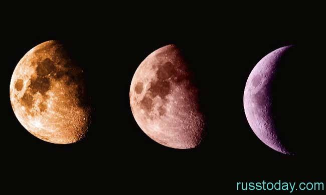 Когда убывает луна в сентябре