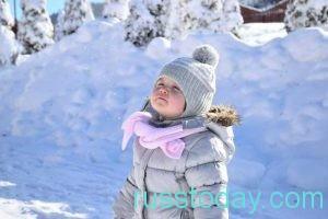 в России будет царить мороз