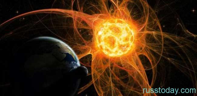 В чем опасность магнитной бури?