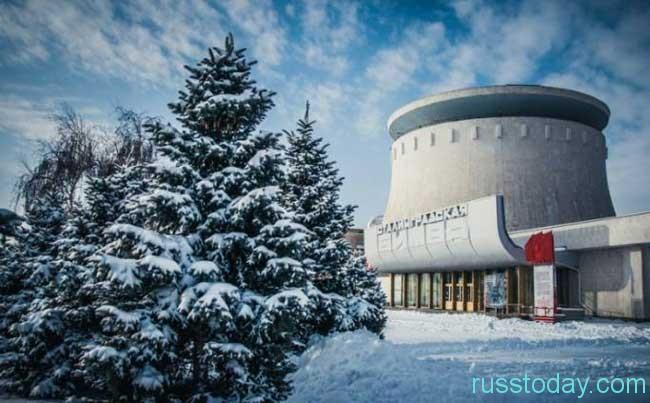 Погода зимой в Волгограде