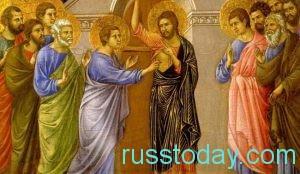 19 - праздник апостола Фомы