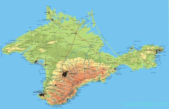 прогноз экстрасенсов в 2019 для Крыма