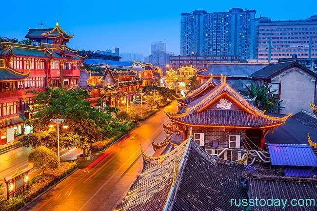 успешная экономика КНР