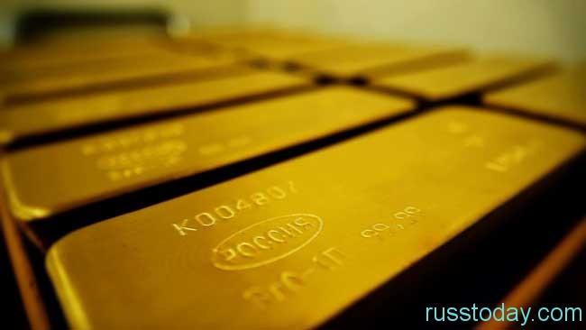 серьезные подкрепления в виде золотого запаса