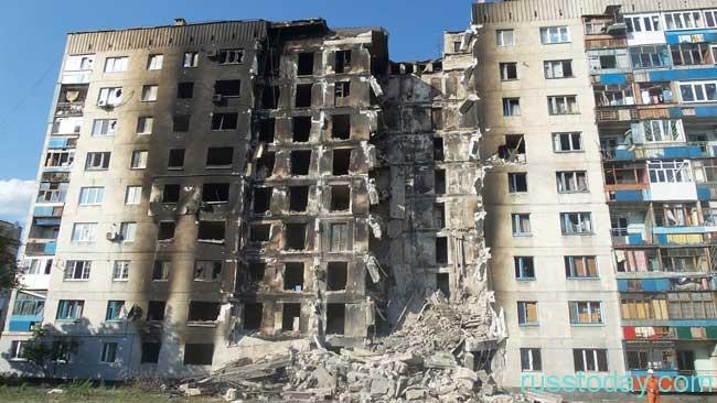 на борьбу с вооруженным конфликтом на востоке Украины