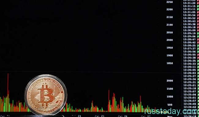 Курс Bitcoin постоянно меняется