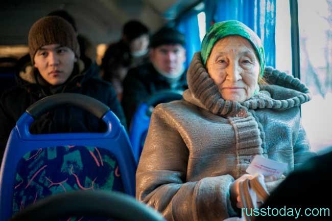 казахские пенсионеры не должны жаловаться на жизнь