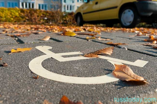количество инвалидов в России постоянно растет