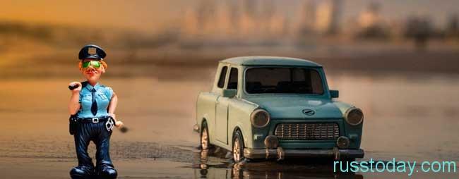 Изменения в затемнении стекол российских автомобилей