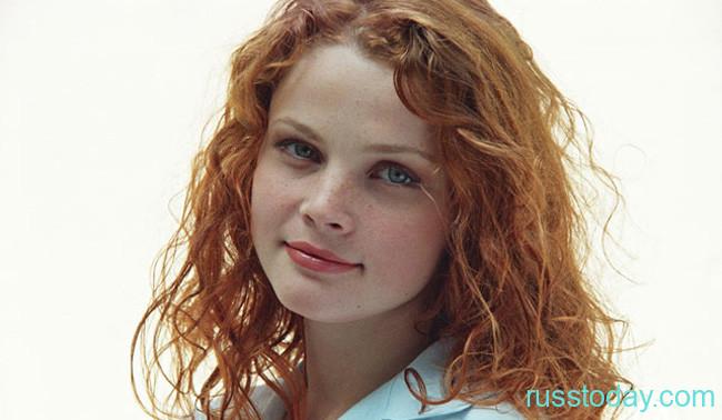 актриса Екатерина Вуличенко