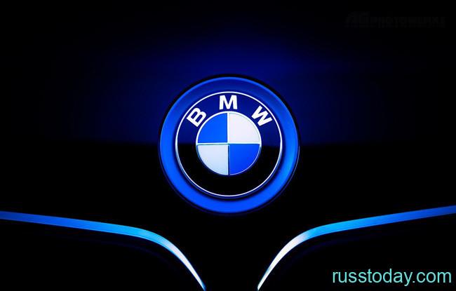немецкий бренд BMW
