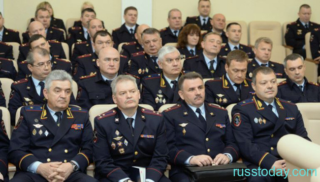 Планы политических сил по поводу полиции
