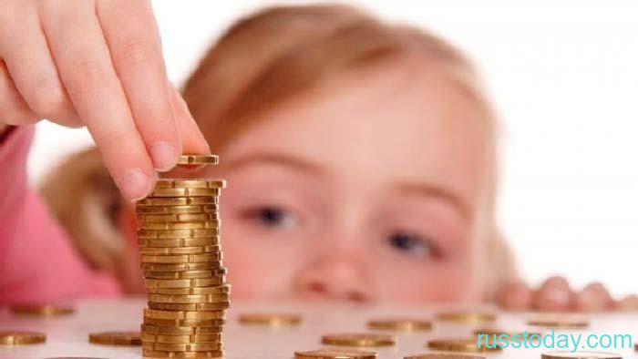 рост детских выплат