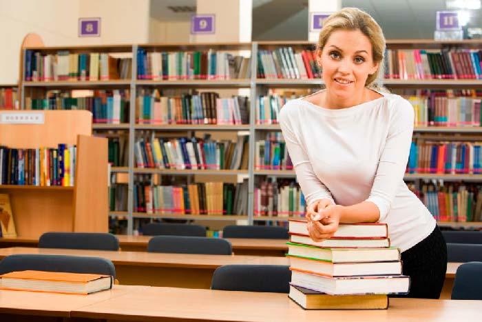 зарплата библиотекарей
