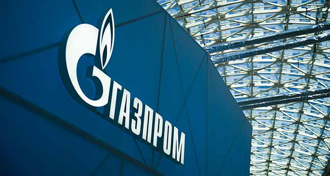 """Эмблема """"Газпром"""""""