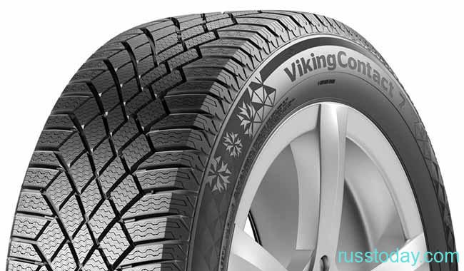 Зимняя шина VikingContact7