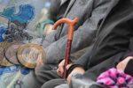 Пенсионеры в Казахстане