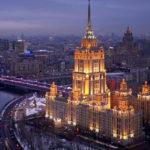Новые границы расширения Москвы, карта на 2020 год