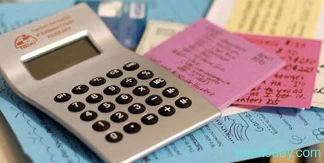 Расчетные квитанции коммуналки и калькулятор