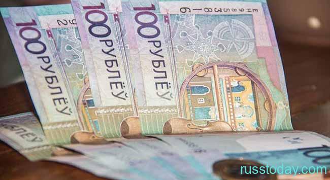 Беларуские 100 рублей