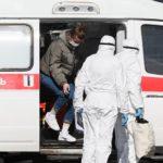 Статистика заболевших коронавирусом в России на 31 марта 2020