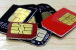 Сим карты для мобильных телефонов