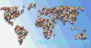 Население мира 2021 года