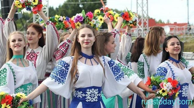 Как празднуют Купалье в Беларуси