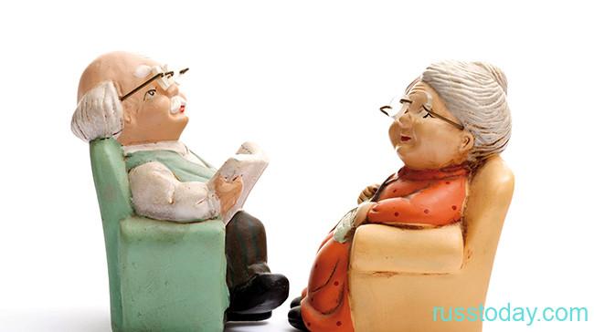 Трудовые пенсии в Росси