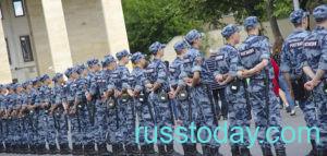 Сотрудники ФСИН в России