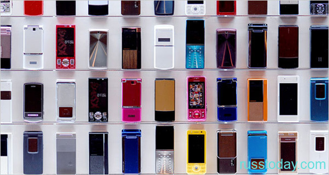 Новинки смартфонов в 2021 году