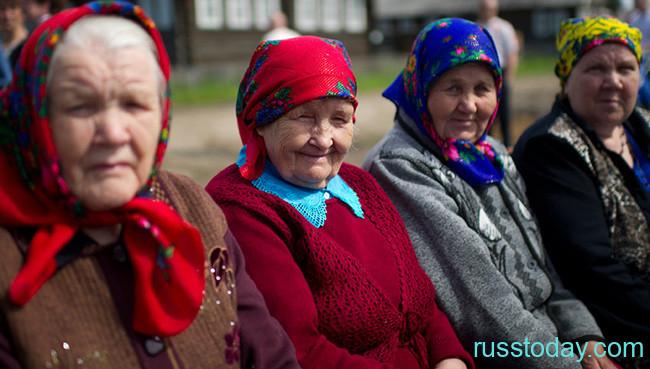 Повышение пенсии сельским пенсионерам в 2021 году в России,