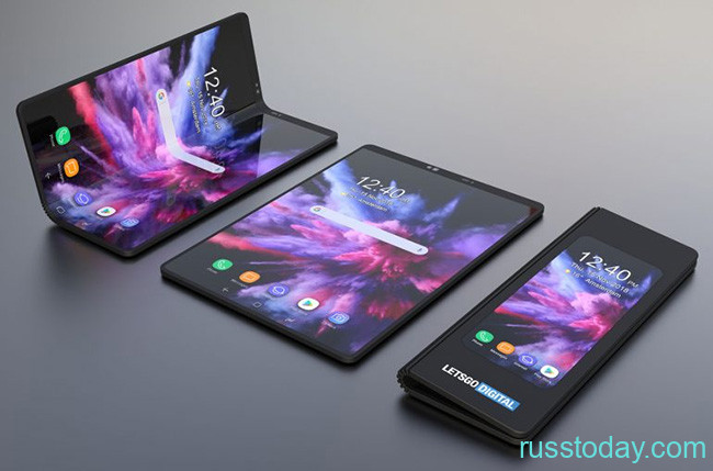 Смартфон SamsungGalaxy F