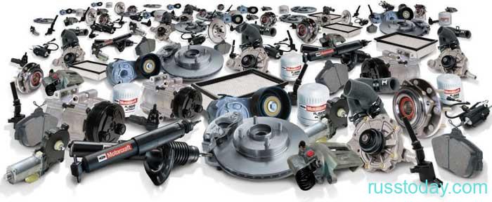 Где выгодно купить автозапчасти для Volkswagen Crafter