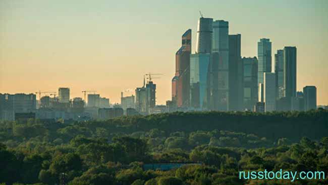 Новые границы расширения Москвы на 2021 год