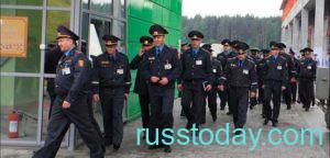 Охрана метрополитена в Беларуси