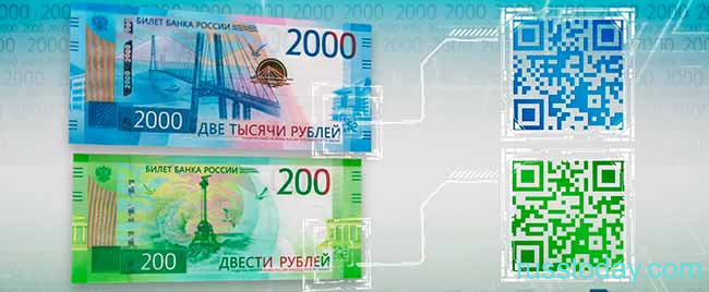 Новые деньг в России в 2021 году
